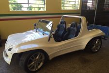 Banco Stradale no Buggy
