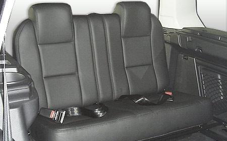 Rallye Design: bancos esportivos para SUV