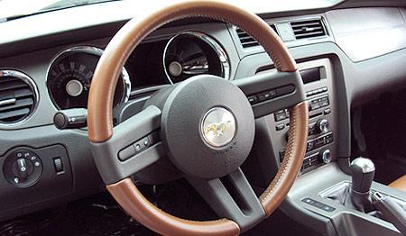 Revestimentos em volantes
